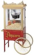 Rental store for Chariot Popcorn Antique   Antique Popcorn Cart in Montreal Quebec