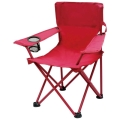 Rental store for Chaise Patio Enfant Rouge Red Patio Kid Chair in Montreal Quebec