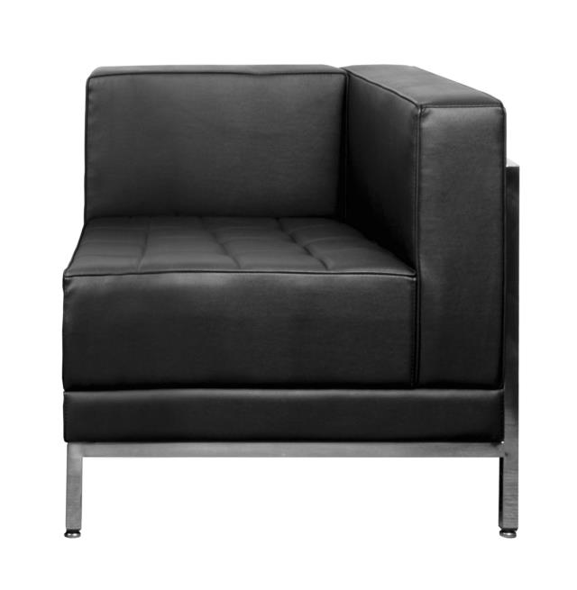 Where to find Sofa Coin Droit Modulo Noir in Montreal