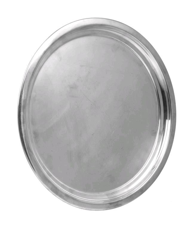 Rent Plateaux Argent Et Inox / Silver And Inox Platters